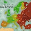 Украинцев признали беднейшими гражданами в Европе