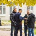 Міліціянти продовжують охороняти територіальні виборчі комісії на Житомирщині