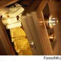 В Киевской области из супермаркета похитили сейф с золотом