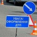У Бердичеві на перехресті ВАЗ збив велосипедиста, чоловіка госпіталізували