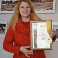 Житомирянка виборола перемогу на міжнародному конкурсі у Варшаві