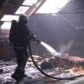 У Новограді-Волинському через пічне опалення загорівся будинок