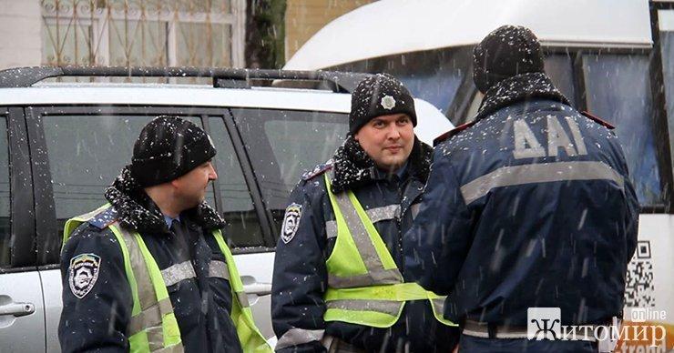 У Житомирі на Великій Бердичівській легковий автомобіль збив пішохода