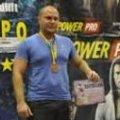 Бердичівський спортсмен Микола Самонов став чемпіоном світу з пауерліфтингу