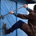 У Радомишльському районі поліцейські затримали дачного крадія