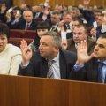 Депутати облради прийняли Програму підтримки переселенців та учасників АТО