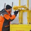 На двух многоэтажках Житомира впервые установили домовые счетчики газа