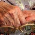 На Закарпатье 90-летняя бабушка помогла полицейским задержать грабителя