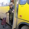 72-річну житомирянку водій маршрутки обізвав непотребом