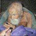 Самый старый человек на планете отметил юбилей