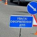 У Житомирському районі зіткнулися два автомобілі, а постраждав пішохід