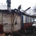У Червоноармійському районі під час пожежі загинув чоловік