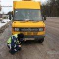В Тетеревке водитель фургона сбил насмерть велосипедиста и скрылся, боясь опоздать за товаром... ФОТО+видео