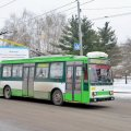 Житомирские троллейбусы и трамваи в прошлом году перевезли более 44 млн пассажиров