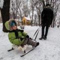 В воскресенье, 24 января, местами до 25 мороза