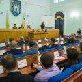 На позачерговій сесії міськради депутати розглянуть три питання