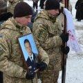 В Овруцькому районі поховали загиблого бійця 13-го мотопіхотного батальйону