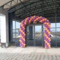 В обновленном Житомирском аэропорту приземлился первый самолет