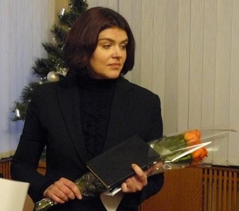 Сайт «Житомир-онлайн» вітає з Днем народження Ірину Басову