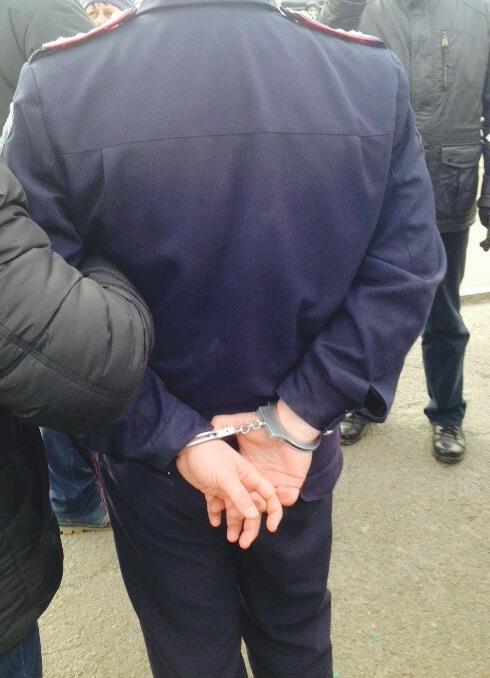 На Житомирщині затримали слідчого та оперативного співробітника поліції при отриманні хабаря в розмірі - 5000 тисяч гривень
