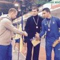 Житомирський спортсмен Максим Костічев виграв чемпіонат Києва з легкої атлетики
