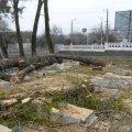 Масштабный скандал в Житомире: Коммунальные службы «разгромили» военное кладбище и могилы солдат. ФОТО