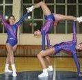 У Житомирі стартує Всеукраїнський турнір зі спортивної аеробіки