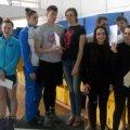 Плавці з Житомирщини змагалися за перемогу на змаганнях в Києві