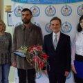У Житомирі відкрилась 10-та персональна виставка художника Сергія Носка