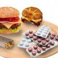 Лекарственные препараты, несовместимые с едой