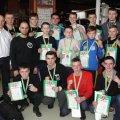 Житомирські кікбоксери вибороли 17 медалей на чемпіонаті Вінницької області