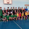 Команда ЗОШ №33 виграла чемпіонат Житомира з баскетболу серед школярів