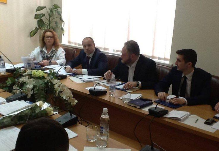 Позачергове засідання Житомирського міськвиконкому почалося з хвилини мовчання