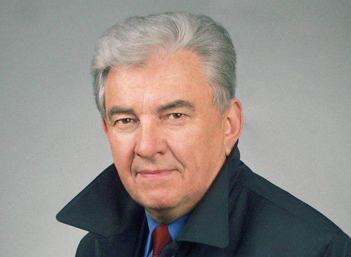 Видатний житомирянин Вадим Крищенко сьогодні святкує День народження