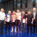 Житомирські бійці завоювали 19 нагород на чемпіонаті України зі змішаних єдиноборств ММА