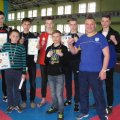 Юні житомирські кікбоксери привезли 6 медалей із чемпіонату України