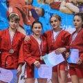 Житомирські самбістки привезли дві нагороди з чемпіонату Європи