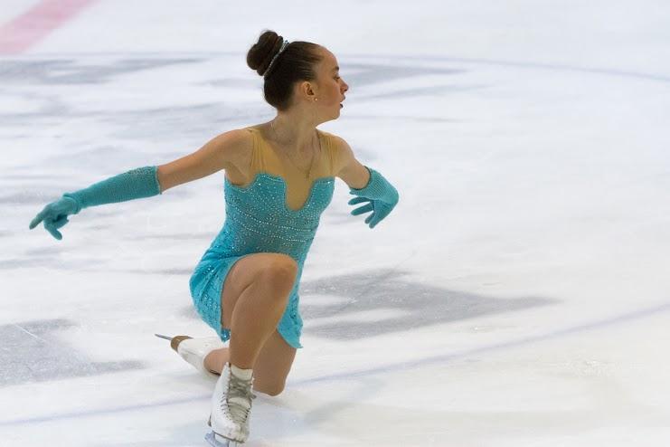 """Житомирські фігуристи привезли нагороди із чемпіонату """"Yuriev Open"""". ФОТО"""