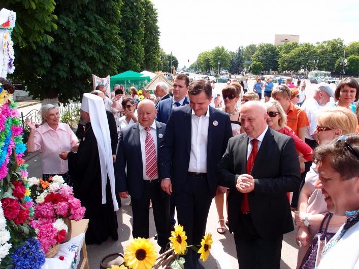 Юрій Павленко: «Нашу партію підтримують все більше українців, а це означає, що вони  розділяють  наші цінності та ідеї»