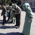У школах Житомира пройшли дні цивільного захисту