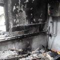 У Житомирі під час пожежі у власній оселі загинув 92-річний дідусь