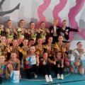 Житомиряни виграли 85 медалей на домашньому чемпіонаті України зі спортивної аеробіки
