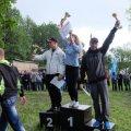Житомирські десантники перемогли серед аматорів у чемпіонаті області з веслування на човнах