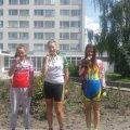 Житомирська велогонщиця Тетяна Ященко виграла домашній чемпіонат України