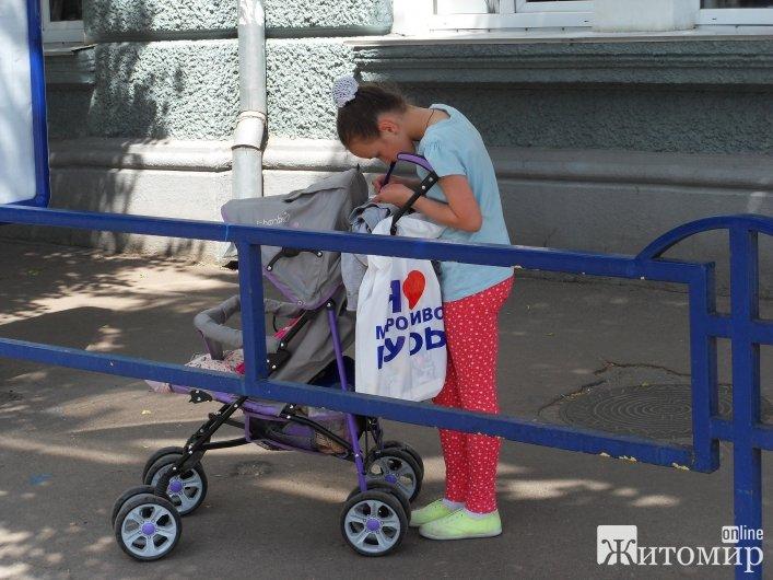Житомир дитячий. ФОТО