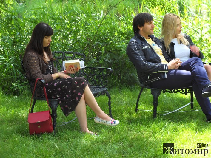 У Радомишлі пройшов ІІІ міжнародний фестиваль «Музика Шопена просто неба». ФОТО