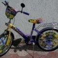 31-річний житомирянин вкрав дитячий велосипед