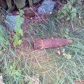 На березі річки під Житомиром чоловік знайшов ручну гранату