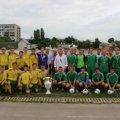 У Житомирі на фіналі чемпіонату футболу області змагалися 4 дитячі команди
