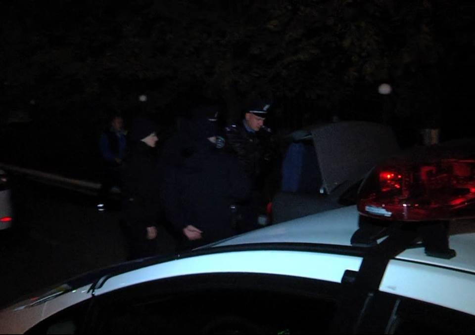 Поліцаї у Житомирі знову порушують правила